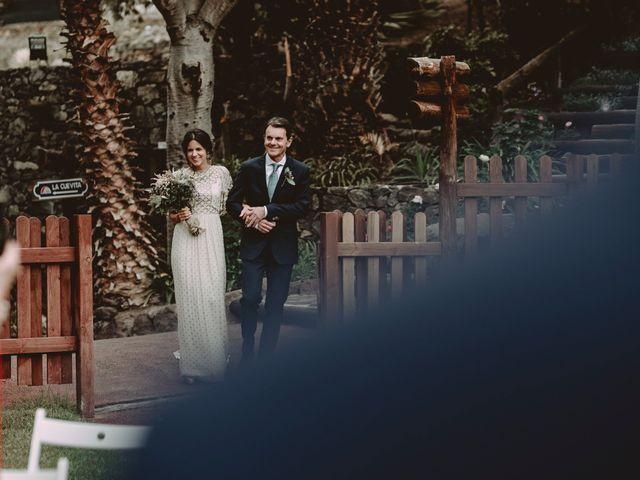 La boda de Javier y Diana en Galdar, Las Palmas 37