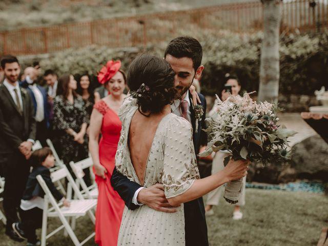 La boda de Javier y Diana en Galdar, Las Palmas 40