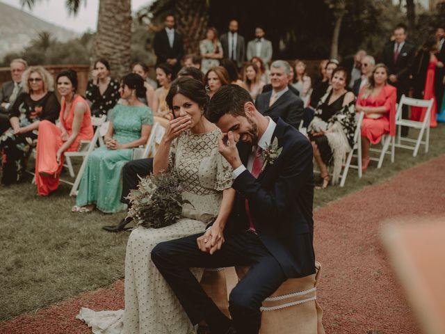 La boda de Javier y Diana en Galdar, Las Palmas 42