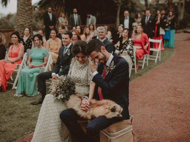 La boda de Javier y Diana en Galdar, Las Palmas 47