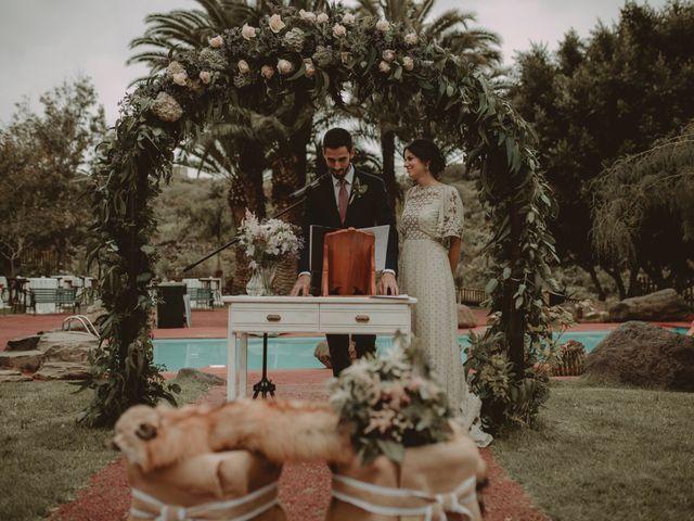 La boda de Javier y Diana en Galdar, Las Palmas 48