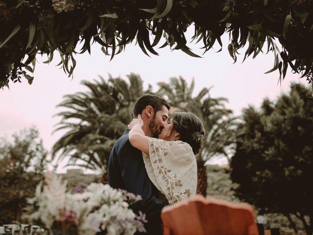 La boda de Javier y Diana en Galdar, Las Palmas 55