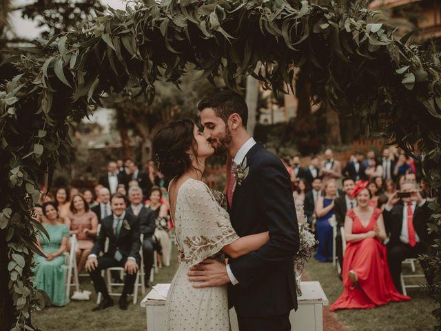 La boda de Javier y Diana en Galdar, Las Palmas 56