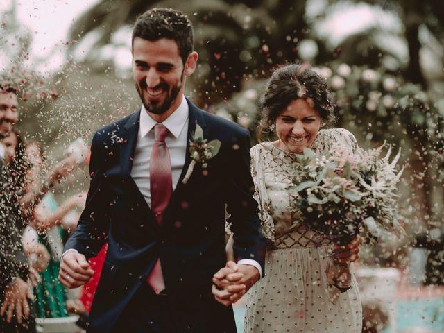 La boda de Javier y Diana en Galdar, Las Palmas 60