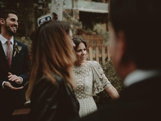 La boda de Javier y Diana en Galdar, Las Palmas 61