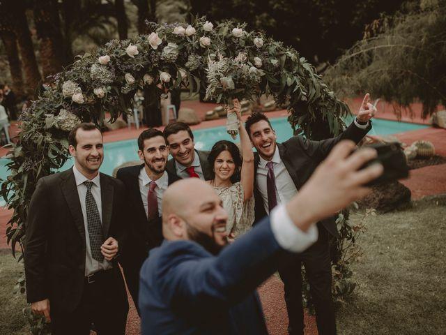 La boda de Javier y Diana en Galdar, Las Palmas 66