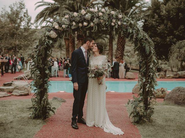 La boda de Javier y Diana en Galdar, Las Palmas 67