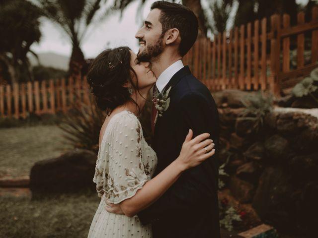 La boda de Javier y Diana en Galdar, Las Palmas 70