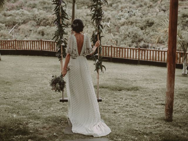 La boda de Javier y Diana en Galdar, Las Palmas 71