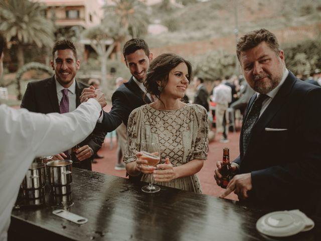 La boda de Javier y Diana en Galdar, Las Palmas 72