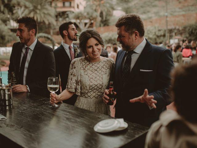 La boda de Javier y Diana en Galdar, Las Palmas 74
