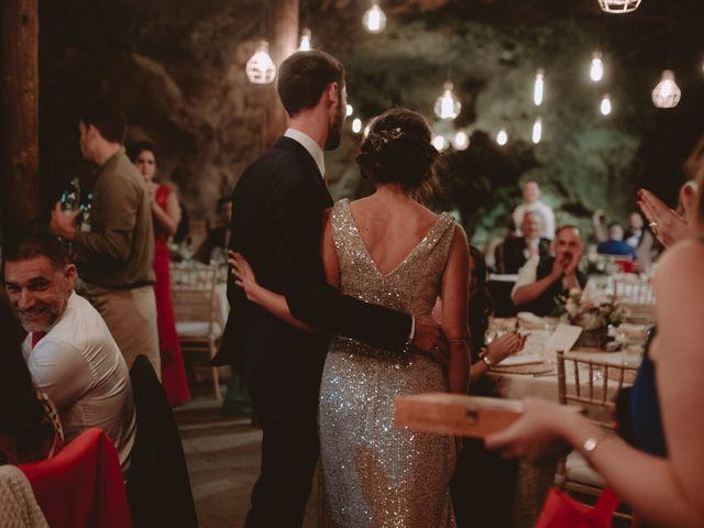 La boda de Javier y Diana en Galdar, Las Palmas 89