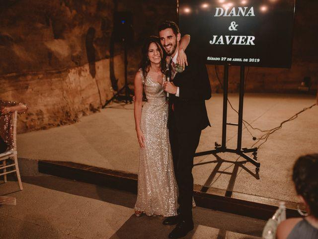 La boda de Javier y Diana en Galdar, Las Palmas 92