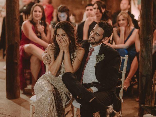 La boda de Javier y Diana en Galdar, Las Palmas 94