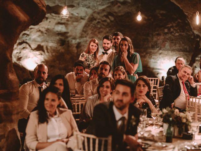 La boda de Javier y Diana en Galdar, Las Palmas 97