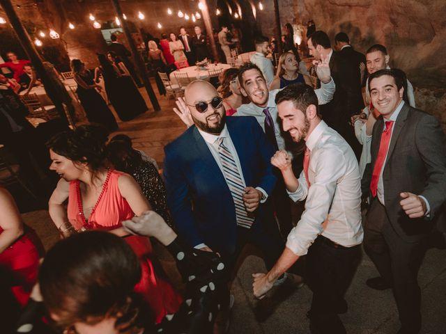 La boda de Javier y Diana en Galdar, Las Palmas 104