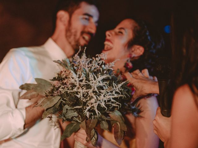 La boda de Javier y Diana en Galdar, Las Palmas 117