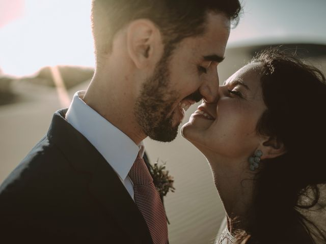 La boda de Javier y Diana en Galdar, Las Palmas 122