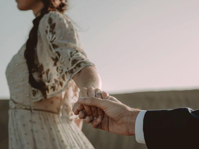 La boda de Javier y Diana en Galdar, Las Palmas 123