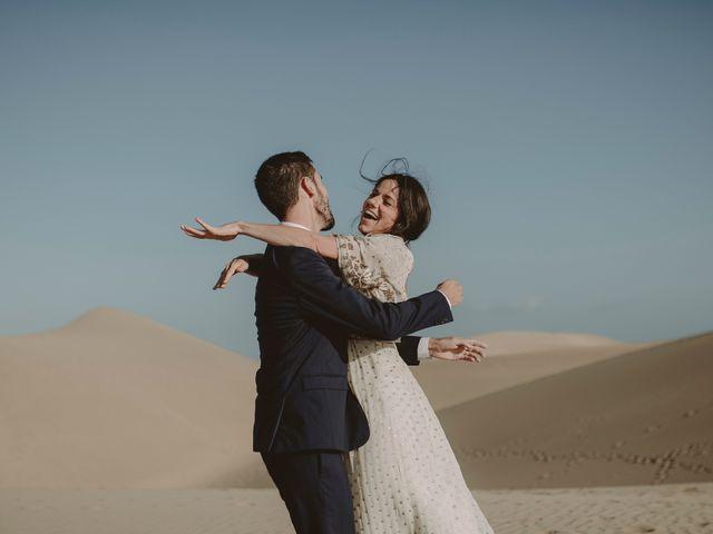 La boda de Javier y Diana en Galdar, Las Palmas 126