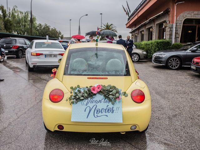 La boda de David y Estefanía  en Bailen, Jaén 6
