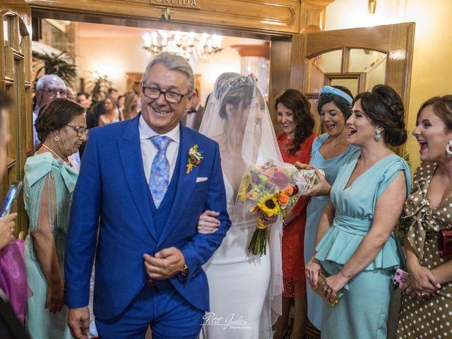 La boda de David y Estefanía  en Bailen, Jaén 8