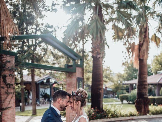 La boda de David y Estefanía  en Bailen, Jaén 9