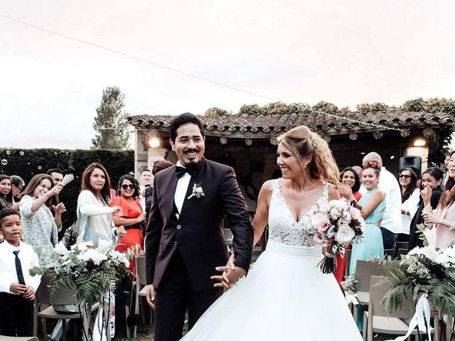 La boda de Marta  y César