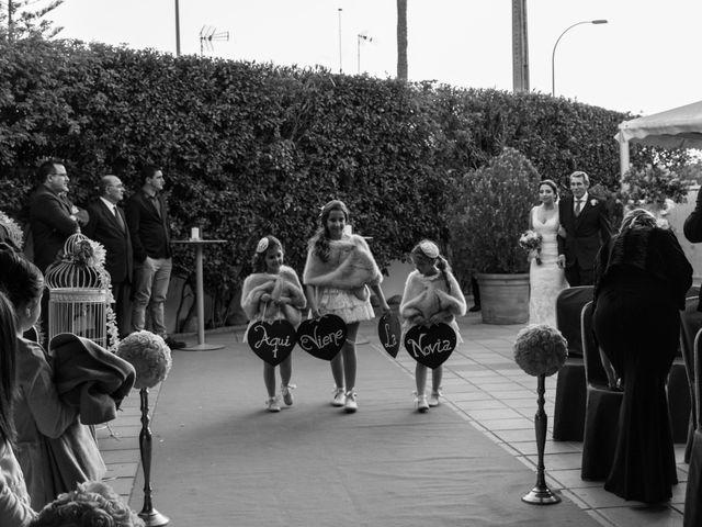 La boda de Adrian y Sanae en Chiclana De La Frontera, Cádiz 14