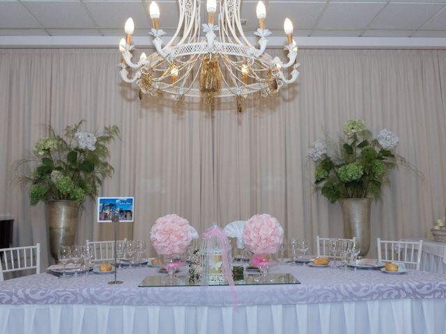 La boda de Adrian y Sanae en Chiclana De La Frontera, Cádiz 21