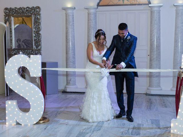 La boda de Adrian y Sanae en Chiclana De La Frontera, Cádiz 22