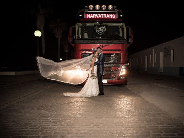 La boda de Adrian y Sanae en Chiclana De La Frontera, Cádiz 25