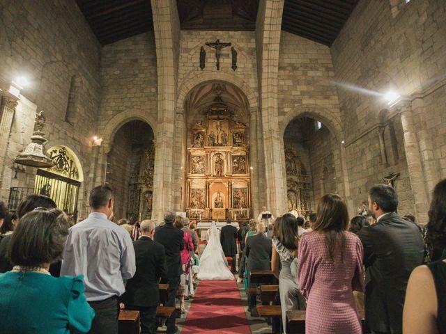 La boda de David y Miriam en Zamora, Zamora 30