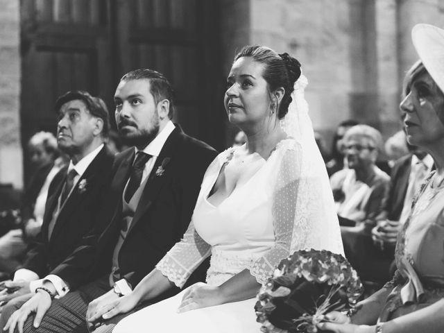 La boda de David y Miriam en Zamora, Zamora 32