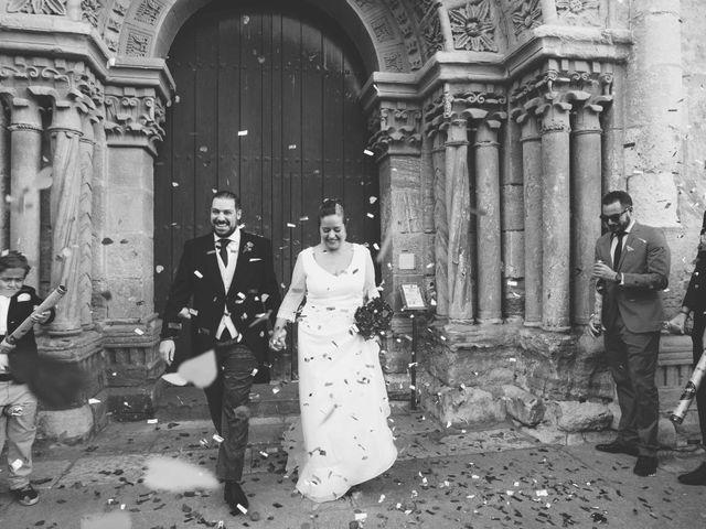 La boda de David y Miriam en Zamora, Zamora 35