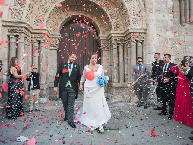 La boda de David y Miriam en Zamora, Zamora 36