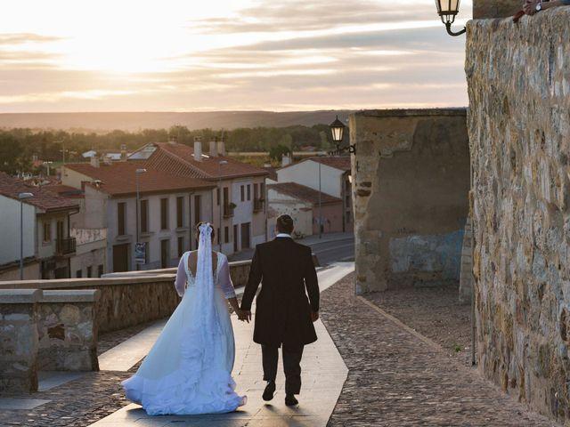 La boda de David y Miriam en Zamora, Zamora 37