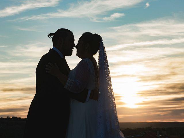 La boda de David y Miriam en Zamora, Zamora 38
