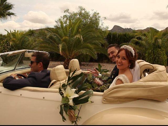 La boda de Emi y Félix
