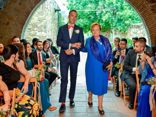 La boda de Israel y Marta en Pineda De Mar, Barcelona 12