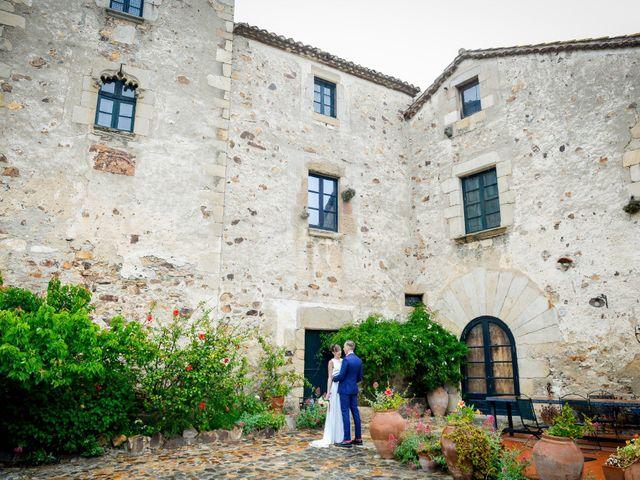 La boda de Israel y Marta en Pineda De Mar, Barcelona 18