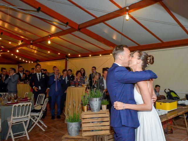 La boda de Israel y Marta en Pineda De Mar, Barcelona 28