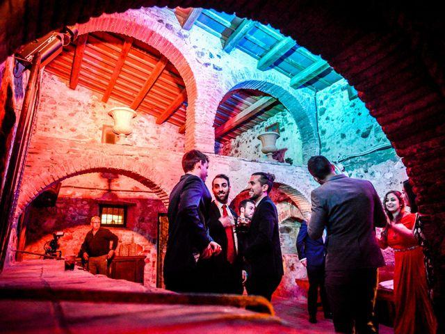 La boda de Israel y Marta en Pineda De Mar, Barcelona 36