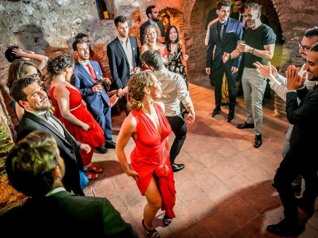 La boda de Israel y Marta en Pineda De Mar, Barcelona 40