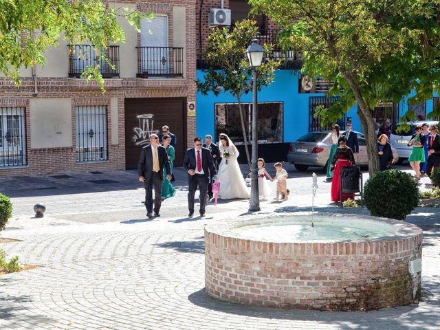 La boda de Abel y Cristina en Illescas, Toledo 14
