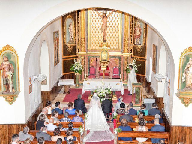 La boda de Abel y Cristina en Illescas, Toledo 15