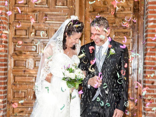 La boda de Abel y Cristina en Illescas, Toledo 16