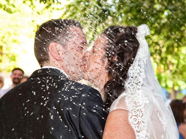 La boda de Abel y Cristina en Illescas, Toledo 17