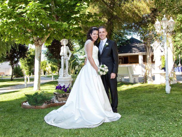 La boda de Abel y Cristina en Illescas, Toledo 18