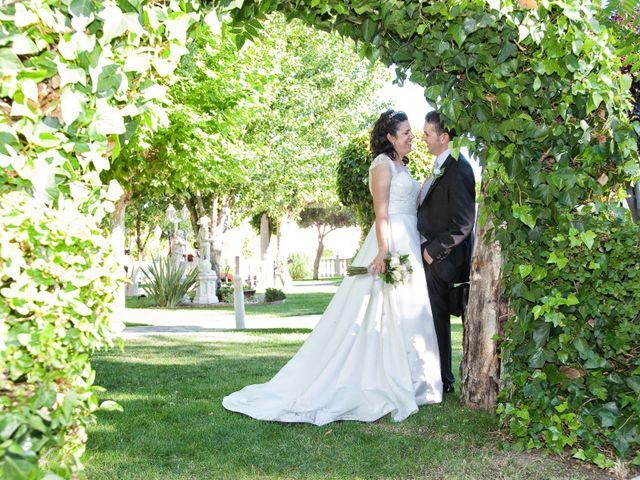 La boda de Abel y Cristina en Illescas, Toledo 20